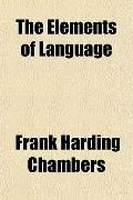The Elements of Language