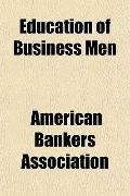 Education of Business Men