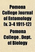 Pomona College Journal of Entomology (v. 3-4 1911-12)