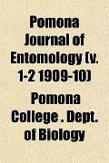 Pomona Journal of Entomology (v. 1-2 1909-10)