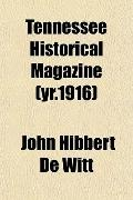 Tennessee Historical Magazine (yr.1916)