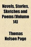 Novels, Stories, Sketches and Poems