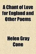 Chant of Love for England and Other Poems