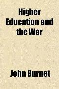 Higher Education and the War