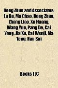 Dong Zhuo and Associates : Lü Bu, Ma Chao, Dong Zhuo, Zhang Liao, Xu Huang, Wang Yun, Pang d...