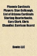 Phoenix Cardinals Players : Stan Gelbaugh, List of Arizona Cardinals Starting Quarterbacks, ...