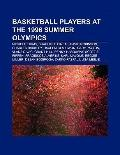 Basketball Players at the 1996 Summer Olympics : Michele Timms, Shaquille O'neal, David Robi...