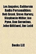 Los Angeles, California Radio Personalities : Bob Grant, Steve Harvey, Stephanie Miller, Joe...