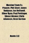 Ilkeston Town F C Players : Phil Stant, James Dudgeon, Ian Helliwell, Oliver Ryan, Paul Pett...