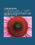 1796 Deaths : Catherine Ii of Russia, Thomas Reid, Victor Amadeus Iii of Sardinia, Anthony W...