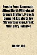 People from Ramsgate : Alfred North Whitehead, Brenda Blethyn, Francis Burnand, Elizabeth Fr...