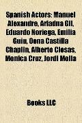 Spanish Actor Introduction : Manuel Alexandre, Ariadna Gil, Eduardo Noriega, Emilia Guiú, Oo...
