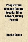 People from Washoe County, Nevad : People from Reno, Nevada, Brian Sandoval, Eilley Bowers, ...