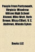 People from Portsmouth, Virgini : Woodrow Wilson High School Alumni, Mike Watt, Ruth Brown, ...