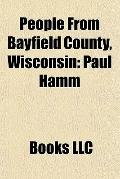 People from Bayfield County, Wisconsin : Paul Hamm