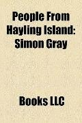 People from Hayling Island : Simon Gray