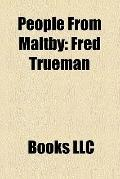 People from Maltby : Fred Trueman