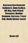 American Synchronized Swimmers : Anna Kozlova, Bill May, Ruth Pickett Thompson, Heather Simm...