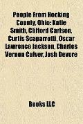 People from Hocking County, Ohio : Katie Smith, Clifford Carlson, Curtis Scaparrotti, Oscar ...