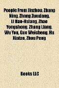 People from Jinzhou : Zhang Ning, Zhang Zuoxiang, Li Han-Hsiang, Zhao Yongsheng, Zhang Liang...