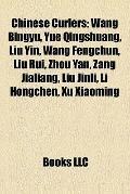 Chinese Curlers : Wang Bingyu, Yue Qingshuang, Liu Yin, Wang Fengchun, Liu Rui, Zhou Yan, Za...