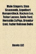 Male Singers : Sinn Sisamouth, Engelbert Humperdinck, Hacken Lee, Teitur Lassen, Emile Ford,...