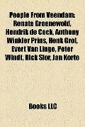 People from Veendam : Renate Groenewold, Hendrik de Cock, Anthony Winkler Prins, Henk Grol, ...