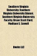 Southern Virginia University : Southern Virginia University Alumni, Southern Virginia Univer...