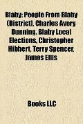 Blaby : People from Blaby (District), Charles Avery Dunning, Blaby Local Elections, Christop...