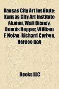 Kansas City Art Institute : Kansas City Art Institute Alumni, Walt Disney, Dennis Hopper, Wi...