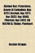 Kleiner Bär : Polarstern, Anwar Al Farkadain, Ngc 6251, Kochab, Ngc 6217, Ngc 5832, Ngc 6048...
