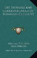 Life Journals and Correspondence of Manasseh Cutler V2