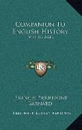 Companion to English History : Middle Ages