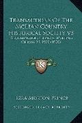 Transactions Of The McLean Country Historical Society V3: Bloomington, Illinois, Meeting Of ...