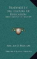 Readings in the History of Education : Mediaeval Universities (1909)