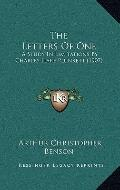 Letters Of : A Study in Limitations by Charles Hare Plunkett (1907)