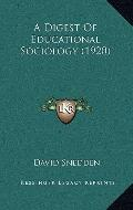 Digest of Educational Sociology