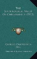 Sociological Value of Christianity