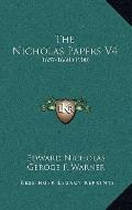 Nicholas Papers V4 : 1657-1660 (1900)