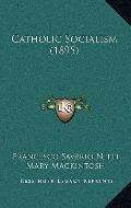 Catholic Socialism