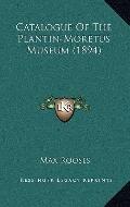 Catalogue of the Plantin-Moretus Museum