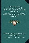 Working Men Cooperators, What They Have Done and What They Are Doing : An Account of the Art...