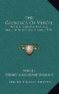 Georgics of Vergil : With A Running Analysis, English Notes, and Index (1874)