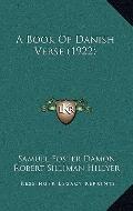 Book of Danish Verse