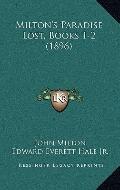 Milton's Paradise Lost, Books 1-2