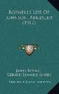 Boswell's Life of Johnson, Abridged