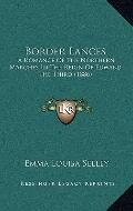 Border Lances : A Romance of the Northern Marches in the Reign of Edward the Third (1886)