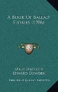 Book of Ballad Stories