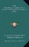 Athanasian Creed and Coptic Apocryphal Gospels