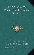 Social and Political History of Texas